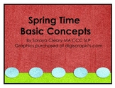 Spring Basic Concepts