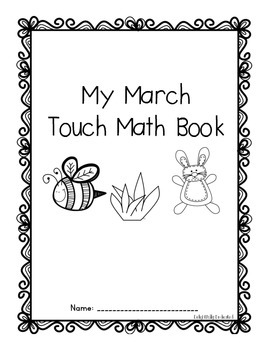 March Basic Math Unit for Early Elementary or Special Ed: Counting & Patterning