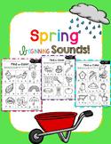 Spring Beginning  Sounds