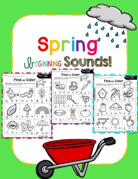 Spring Beginning  Sounds