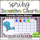 Spring Incentive Charts