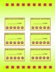 Spring Behavior Punch Cards- Flower, Raindrop, and Lady Bu