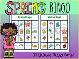 Spring Bingo