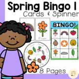 Spring Bingo Game 1 - Free