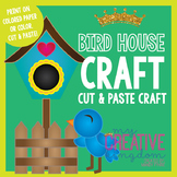 Spring Bird House Feeder Craft