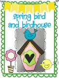 Spring Birdhouse Craft