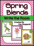 Spring Blends-Write around the room