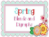 Spring Blends and Digraphs