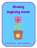 Spring: Blooming Beginning Sounds