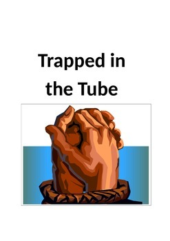 Spring Board Book series - Trapped in the Tube