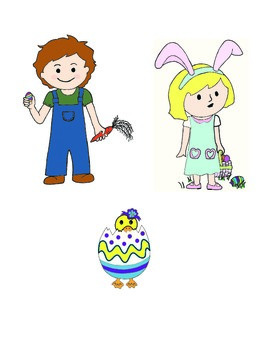 Spring Boarders and Clip Art