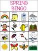 Spring - Boardmaker Bingo