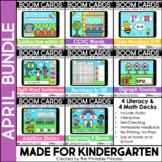 Spring Boom Cards™ for Kindergarten | Digital Resource