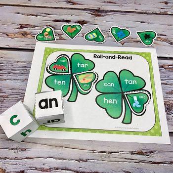 Spring Booster Advanced Preschool Literacy and Math Activities