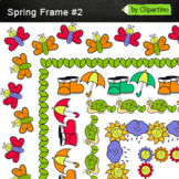 Spring Borders and Frames #2