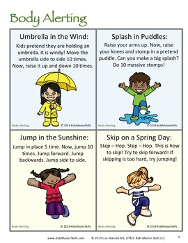 Spring Brain Breaks