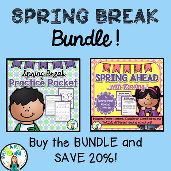 Spring Break BUNDLE
