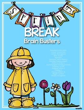 Spring Break Brain Busters