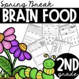 Spring Break Brain Food