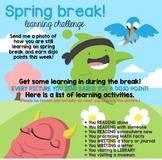 Spring Break Challenge (Classdojo)