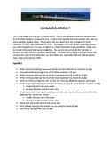 Spring Break Excel Project
