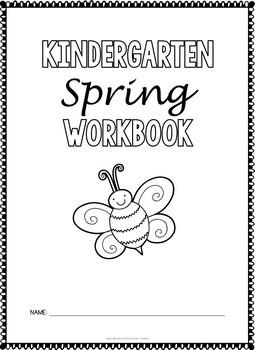 Kindergarten Spring Worksheets (Kindergarten Math ...