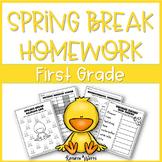 Spring Break Packet