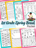 Spring Break Homework Packet (April) Spring Activities