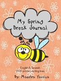 Spring Break Journal