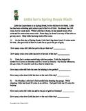 Spring Break Math Worksheets