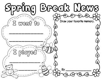 Spring Break News