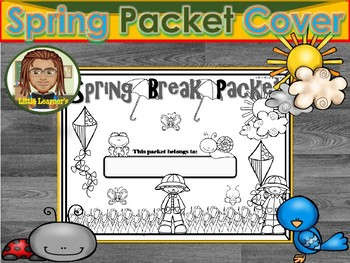 Spring Break Packet Cover