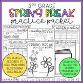 Spring Break Practice Packet (activities for in-class, too!)