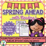 Spring Break Reading Log