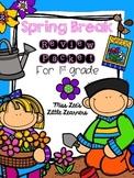 Spring Break Review Packet