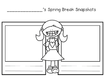 Spring Break Snapshot