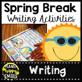 Spring Break Writing!