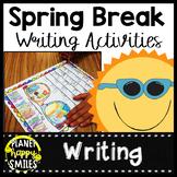 Spring Break Writing!