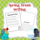 Spring Break Writing