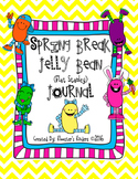 "Spring Break Writing - Jelly Bean Journal - ""Flat Stanley"""