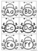 Spring Bugs Alphabet Matching - Upper case and Lower case