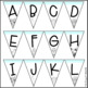 Spring Build Your Own Banner Letter Pennants