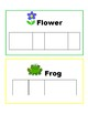 """Spring """"Build a Word"""" Tile Cards"""
