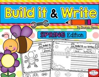 Spring: Build it & Write!