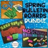 Spring Bulletin Board BUNDLE