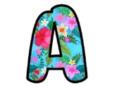 Spring Bulletin Board Letters, Classroom Décor, Alphabet Posters