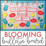 End of the Year Bulletin Board | Spring Door Decor