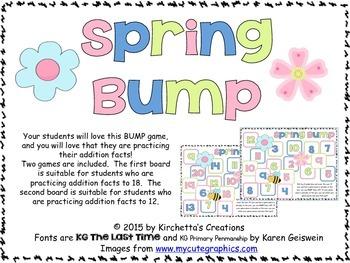 Spring Bump
