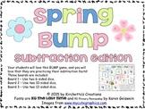 Spring Bump - Subtraction