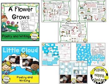 Spring Bundle of Literacy Activities